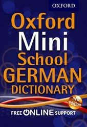 Oxford Mini School German Dictionary |  |