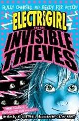 Electrigirl and the Invisible Thieves | Jo Cotterill |