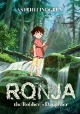 Ronja the Robber's Daughter Illustrated Edition | Astrid Lindgren |