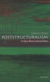 Poststructuralism: A Very Short Introduction | Catherine Belsey |