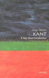 Kant: A Very Short Introduction | Roger Scruton |