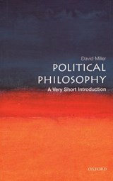 Political Philosophy: A Very Short Introduction | David Miller |