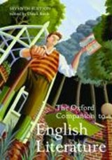 The Oxford Companion to English Literature | Margaret Drabble |