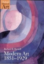 Modern Art 1851-1929