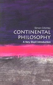 Continental Philosophy | Simon Critchley |