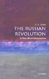 Russian Revolution: A Very Short Introduction