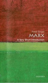Marx: A Very Short Introduction | Peter Singer |