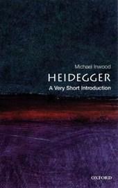 Heidegger a Very Short Introduction