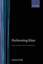 Performing Rites