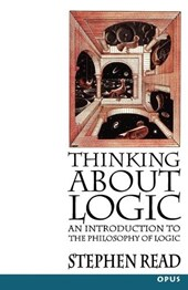 Thinking About Logic | Stephen Read |