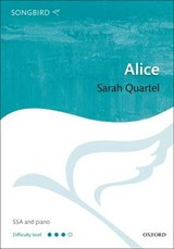 Alice | Sarah Quartel |