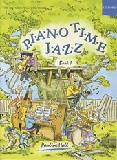 Piano Time Jazz Book | Pauline Hall |