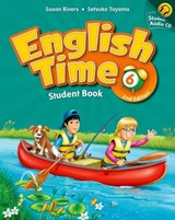 English Time 6. 2nd edition. Student's Book and Audio CD | auteur onbekend |