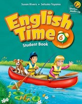 English Time 6. 2nd edition. Student's Book and Audio CD