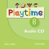 Playtime B. Class CD | Claire Selby |