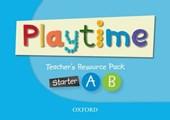 Playtime: Starter, A & B: Teacher's Resource Pack