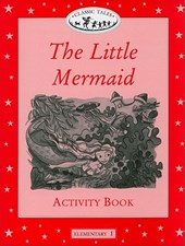 The Little Mermaid Activity Book, Grade