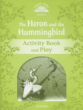 The Heron and the Hummingbird Activity Book and Play