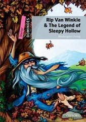 Rip Van Winkle & the Legend of Sleepy Hollow [With CDROM]