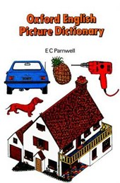 Oxford English Picture Dictionary (Paperback) | E C Parnwell |