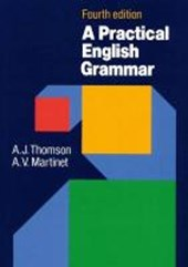 A Practical English Grammar. 4th Edition