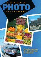 Oxford Photo Dictionary:: Monolingual Edition (Paperback)