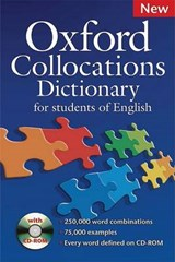 Oxford Collocations Dictionary For Students of English | Colin Mcintosh |