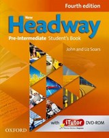 New Headway. Pre-Intermediate. Student's Book | auteur onbekend |