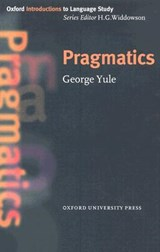 Pragmatics | George Yule |