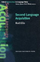 Second Language Acquisition | Rod Ellis |