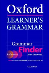 Oxford Learner's Grammar. Reference Book-Grammar-Finder und CD-ROM Grammar Checker | auteur onbekend |