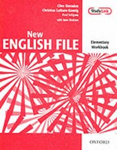 New English File: Elementary. Workbook | Clive Oxenden |