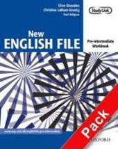 English File. New Edition. Pre-Intermediate. Workbook with Answerbook and CD-ROM | Clive Oxenden |