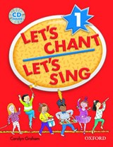Let's Chant, Let's Sing | Carolyn Graham |