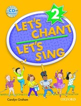 Let's Chant, Let's Sing 2 [With CD] | Carolyn Graham |