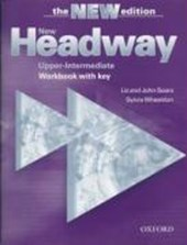New Headway. Upper-Intermediate. Workbook with key. New Edition