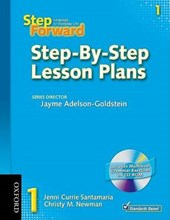 Step Forward 1 Step-By-Step Lesson Plans