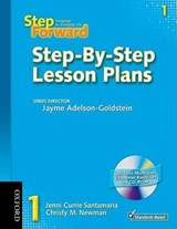 Step Forward 1 Step-By-Step Lesson Plans | Jenni Currie Santamaria |