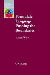 Formilaic Language