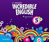 Incredible English 5: Class Audio CDs |  |