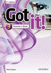 Got It! 3: Teacher's Book Pack