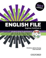 English File: Beginner. MultiPACK A with iTutor and Online Skills | auteur onbekend |