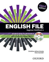 English File: Beginner. MultiPACK A with iTutor and Online Skills