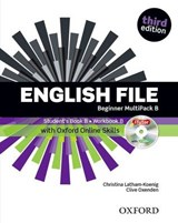 English File: Beginner. MultiPACK B with iTutor and Online Skills |  |
