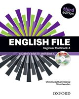 English File: Beginner. MultiPACK A with iTutor and iChecker |  |