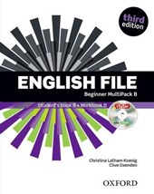 English File: Beginner. MultiPACK B with iTutor and iChecker
