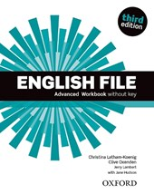 English File: Advanced. Workbook without Key
