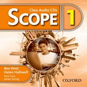 Scope: Level 1. Class Audio CD