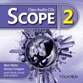 Scope: Level 2. Class Audio CD