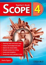 Scope: Level 4. Teacher's Book |  |